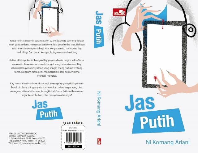 Beredar di Gramedia dan Toko-toko Buku Terdekat: Novel JasPutih